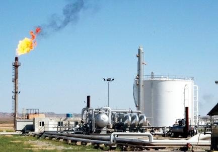 هاليبرتون الأمريكية تبحث فرص إستثمار النفط والغاز فى السودان