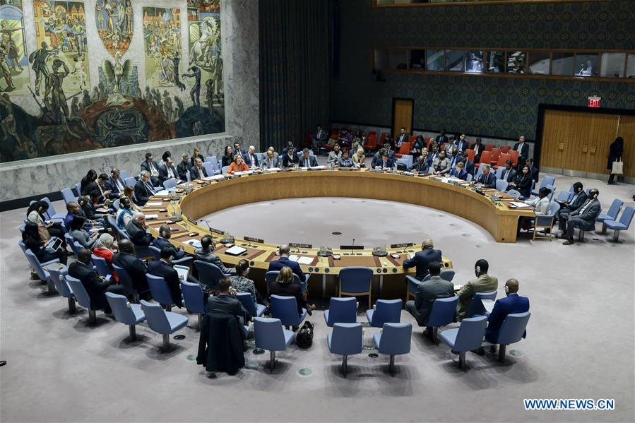 مجلس الامن يوافق بالاجماع على البعثة السياسية ويمدد لليوناميد