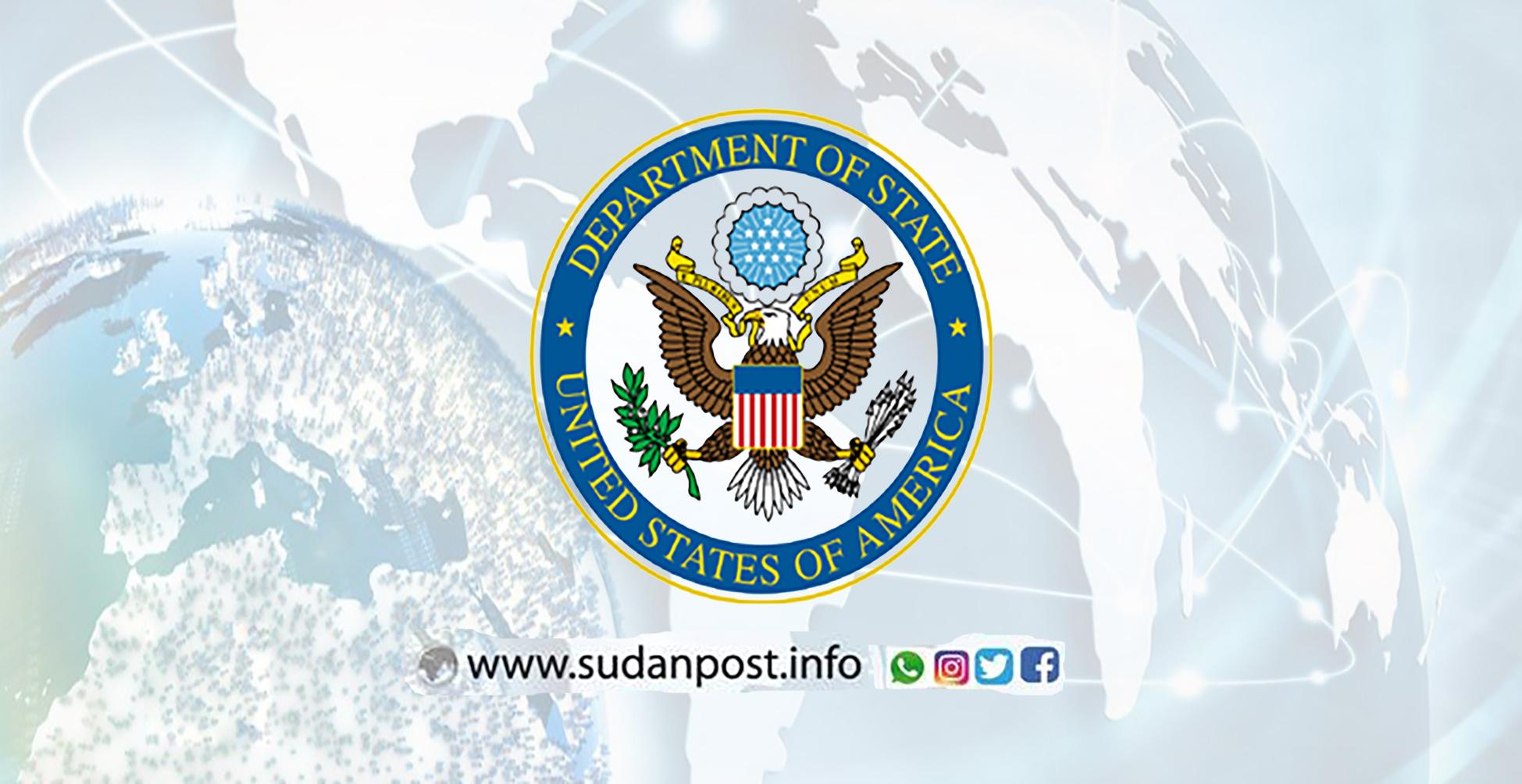 أمريكا تؤكد دعمها لأهداف الثورة السودانية ومحاسبة المجرمين