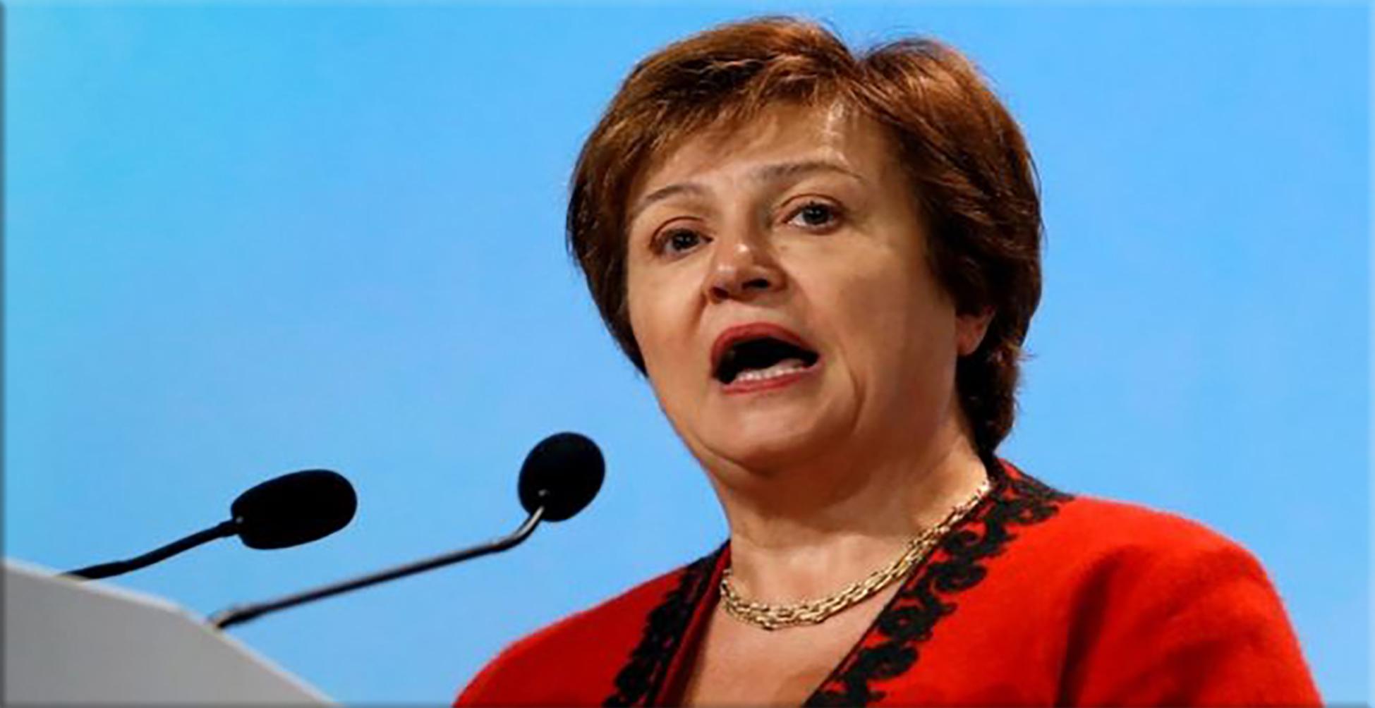 الاتحاد الأوروبي يختار البلغارية كريستالينا جورجيفا لشغل منصب مدير صندوق النقد الدولي