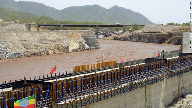 اثيوبيا: لا توجد قوة تمنع من استكمال بناء سد النهضة