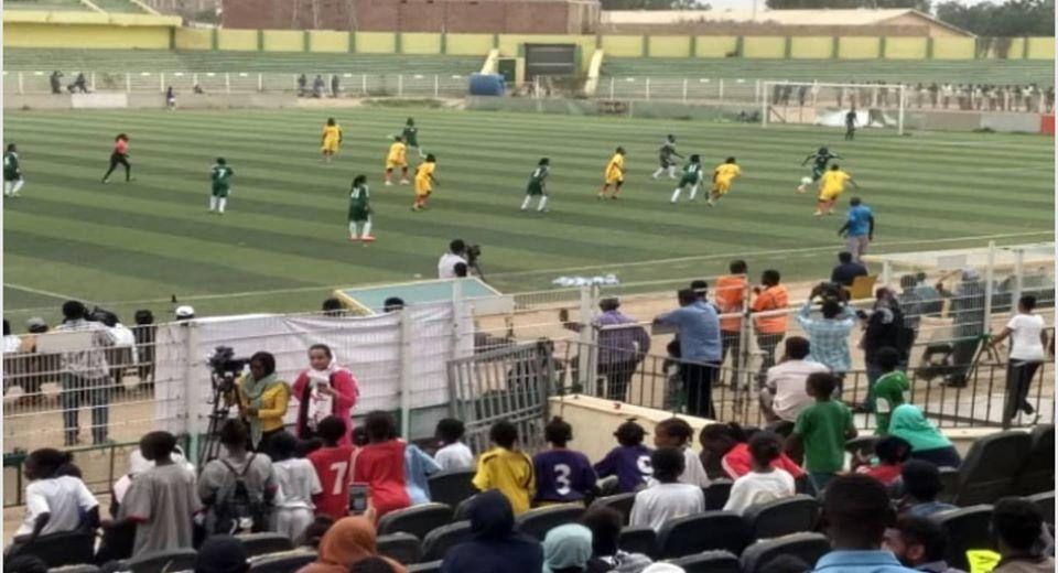 لأول مرة في تاريخ السودان إنطلاق دورى السيدات لكرة القدم