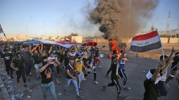 الأمم المتحدة تطالب بوقف أعمال العنف في العراق