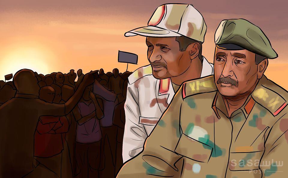 كشف مخطط انقلاب عسكري بمشاركة شخصيات بالمجلس السيادي