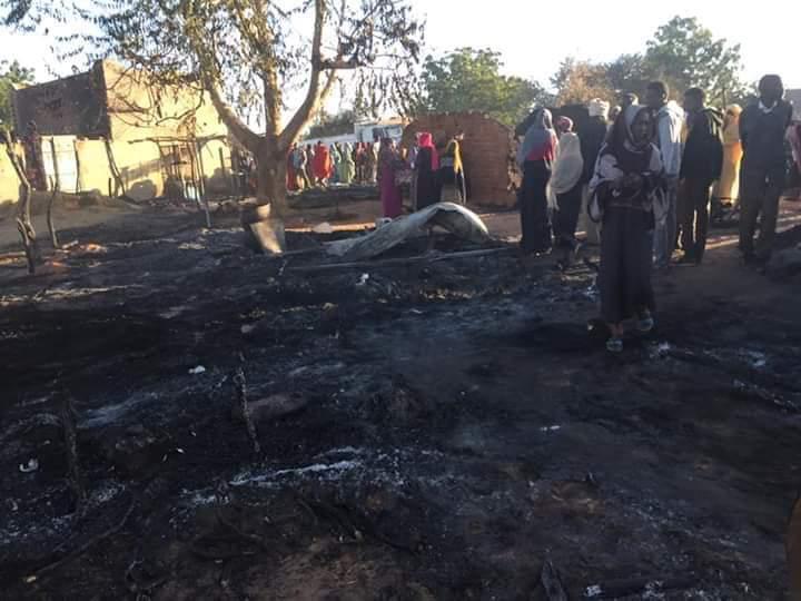 مقتل ثمانية وإصابة العشرات من الجرحى في أحداث الجنينة