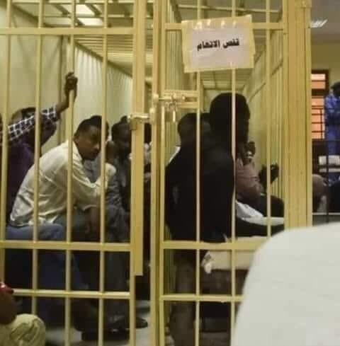 كشف بأسماء المتهمين بالقتل العمد في قضية الشهيد احمد الخير
