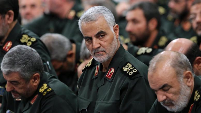 مقتل قائد الحرس الثوري الجنرال قاسم سليماني وإيران تتعهد بالرد
