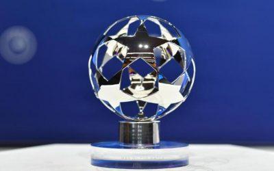 جائزة جديدة لأفضل لاعب في دروي أبطال أوربا