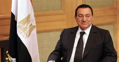جنازة عسكرية للرئيس المصري الاسبق حسني مبارك