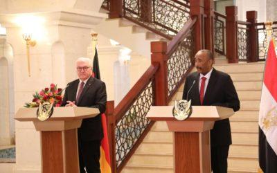السودان والمانيا يؤكدان حرصهما على تعزيز العلاقات بينهما