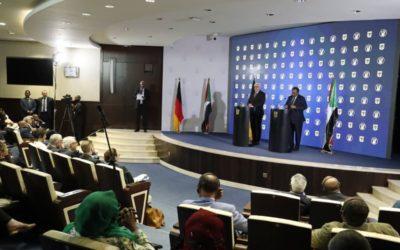 الرئيس الألماني :زيارتي للسودان إشارة للاخرين لدعمه