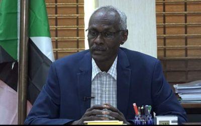 بمناسبة يوم النيل وزير الري والموراد المائية يتحدث بمنبر سونا