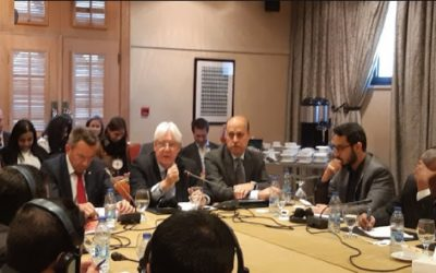 الحكومة اليمنية و الحوثيين يتفقون في عمان على تبادل الأسرى