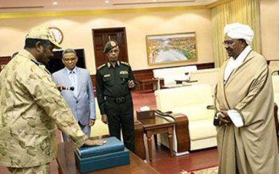 معلومات مثيرة عن القائد الميداني للمتمردين للكيزان في دارفور اللواء انس عمر