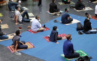 كنيسة ألمانية تفتح أبوابها للمسلمين لأداء صلاة الجمعة