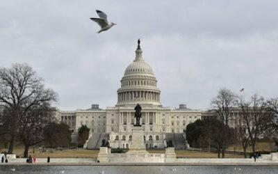 جلسة إحاطة مغلقة لبعض لجان الكونجرس مع وزيري المالية والعدل