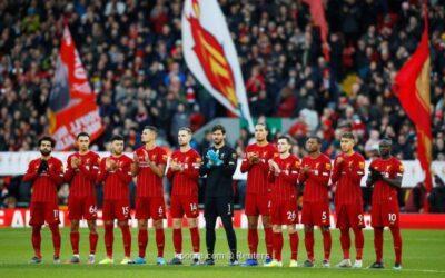 خسارة السيتي امام ارسنال تتوج ليفربول بطلا امام ايفرتون