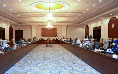 البرهان يترأس إجتماع مجلس الأمن والدفاع حول الموقف الأمني والصحي بالبلاد