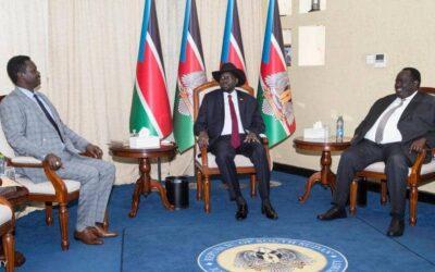 جوبا: تنفي مزاعم مناوي باعتراف الوساطة بجناحي الجبهة الثورية