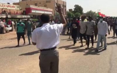 زاهر بخيت الفكي: ده ما حل يا حمدوك..؟