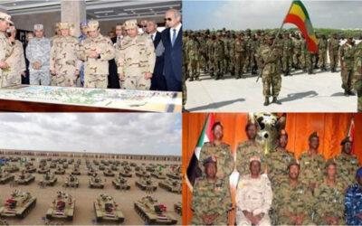 متى وليس هل تشن مصر الحرب ضد اثيوبيا ؟