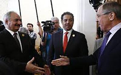 موسكو .. تجند مرتزقة سوريين دعماً لقوات حفتر في ليبيا