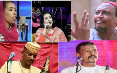هل مايزت الثورة السودانية الصفوف داخل الوسط الفني ؟
