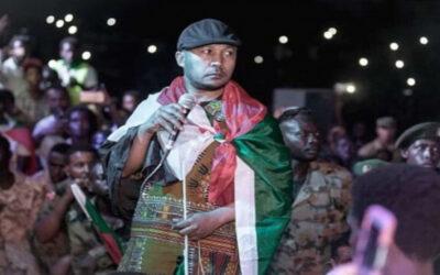 حلقة خاصة عن الراب والثورة السودانية اليوم