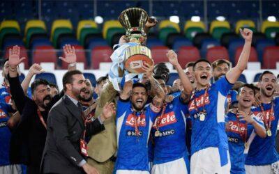 نابولي بطلاً لكأس ايطاليا على حساب اليوفي
