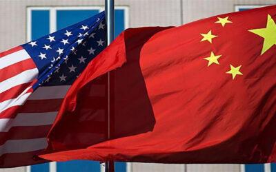 تسجيلات تظهر إنزال العلم الأمريكي في شنغدو
