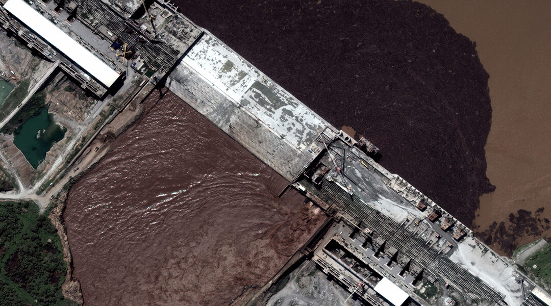 وزارة الري تجدد رفضها لأي إجراء احادي بخصوص سد النهضة