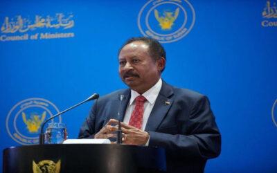 حمدوك: إتفاق السلام يمهد لإسترداد الحقوق المستحقة