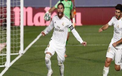 راموس: الخروج صعباً علينا لأننا ريال مدريد