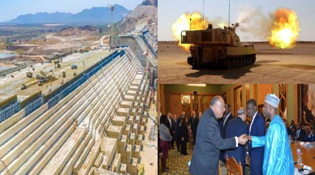 كيف ستزول مصر من الوجود إذا فكرت .. في قصف سد النهضة؟