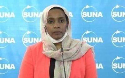 وزارة الصحة تنفي ما اشيع حول د. سارة عبدالعظيم