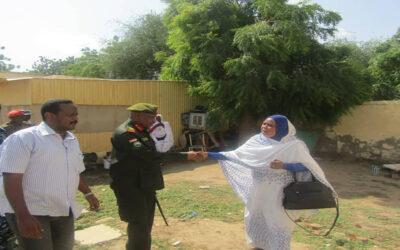 إفتتاح دار للمسنين بمدينة سنجة بولاية سنار