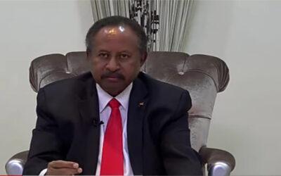 دكتور عبدالله حمدوك يعدد فوائد رفع الحظر عن السودان