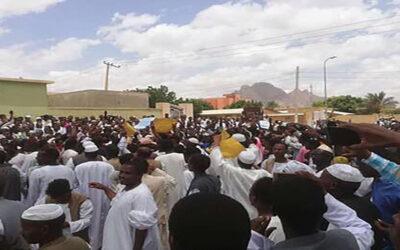 مسيرات حاشدة في جمعة الغضب بالعاصمة والولايات