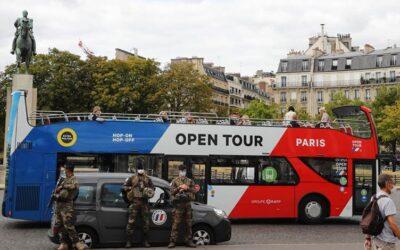 إنفجار جهاز للصرف الآلي قرب باريس