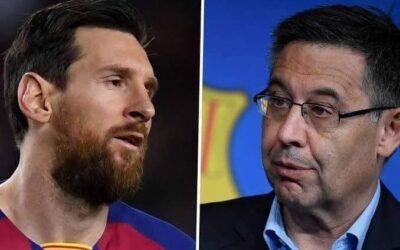رئيس نادي فريق برشلونة بارتوميو على اعتاب الرحيل