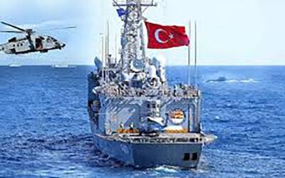 تحركات تركيا في البحر المتوسط تقلق الأوربيين