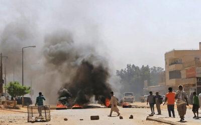 مصرع وإصابة 55 شخصا جراء أحداث بورتسودان