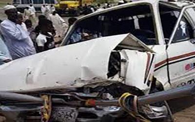 مصرع وإصابة أربعة أشخاص في حادث مرور بشمال دارفور