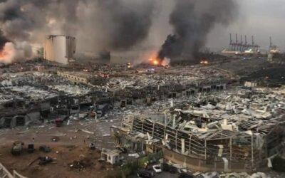 """إعلان بيروت مدينة """"منكوبة"""" ورئيس الحكومة يتوعد"""