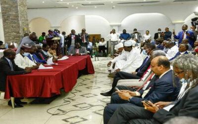 الحكومة وحركات الكفاح المسلح (مسار دارفور) يوقعان على (٧) بروتوكولات