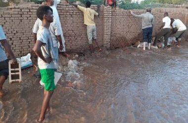 مياه النيل تحاصر ود رملي وشمال بحري