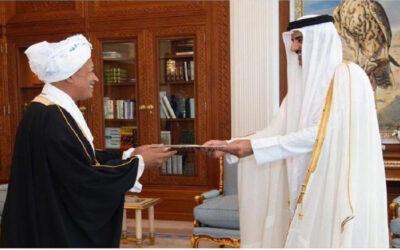 السفير السوداني بقطر .. ليت المنصب لكنداكة