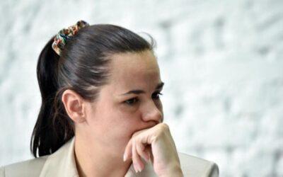 من تكون سفيتلانا تيخانوفسكايا المرشحة الرئاسية في بيلاروسيا؟