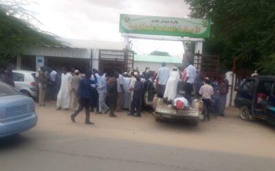 مقتل شخصين على يد أشخاص مسلحين في شمال دارفور