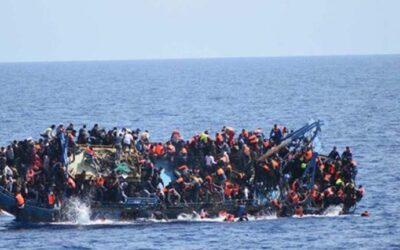 وفاة ما لا يقل عن 45 مهاجرًا ولاجئًا قبالة السواحل الليبية